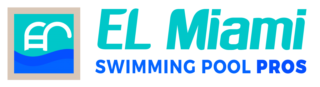 miami swimming pool contractor logo
